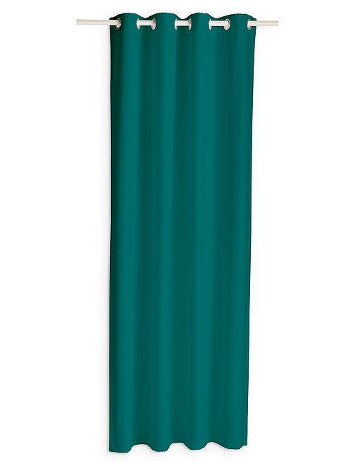Rideau isolant thermique                                                                                         vert émeraude