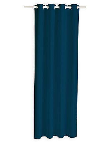 rideau occultant linge de lit kiabi 19 99. Black Bedroom Furniture Sets. Home Design Ideas