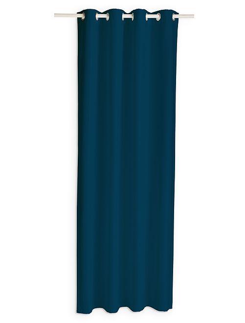 Rideau occultant                              bleu marine