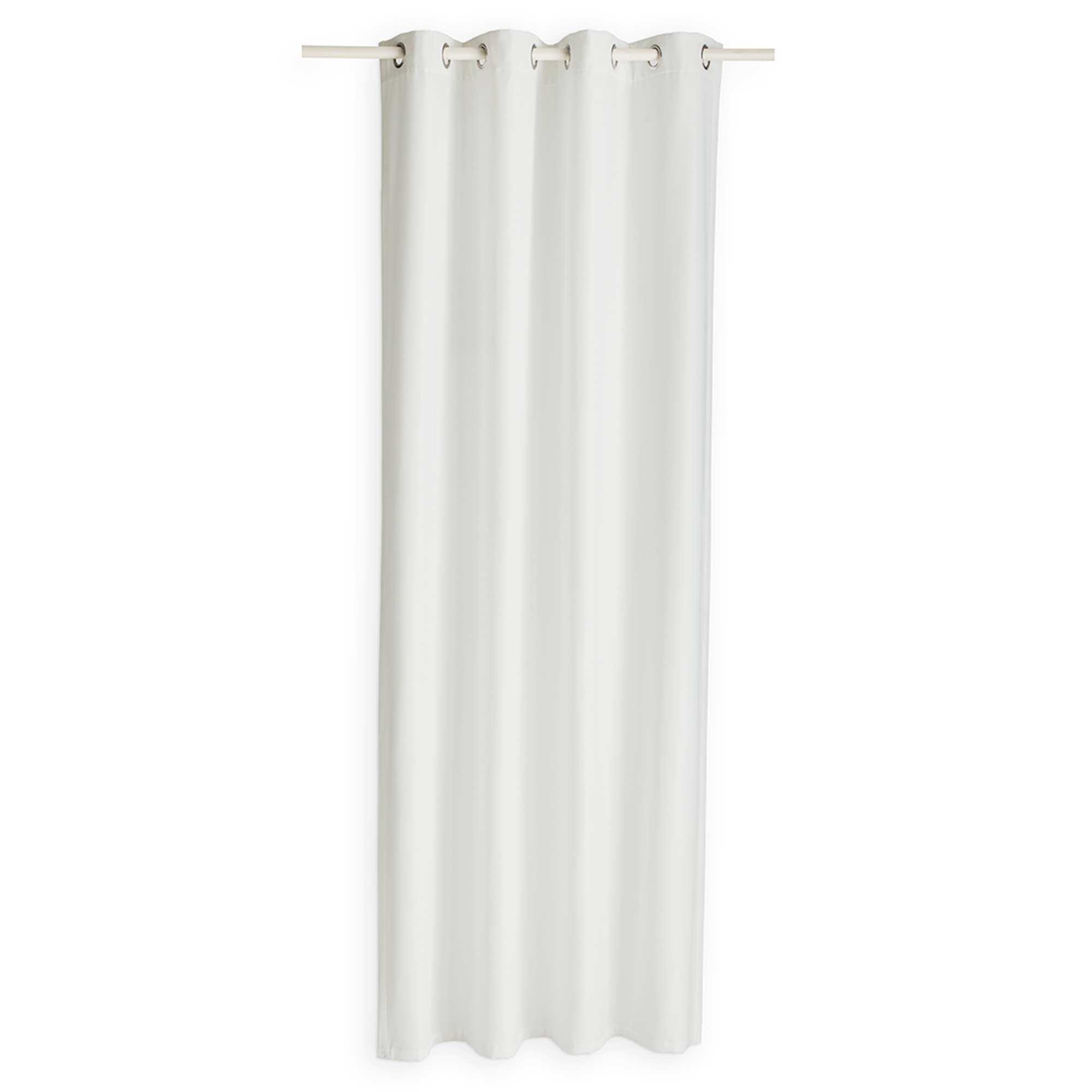 Couleur : blanc, zinc, bleu marine,mastic, - Taille : TU, , ,,On protège notre intérieur du soleil avec ce rideau occultant. - Dimensions : 140 x