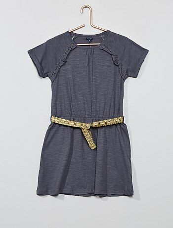 5e571bae58d18 Soldes robe enfant fille - mode Vêtements fille | Kiabi