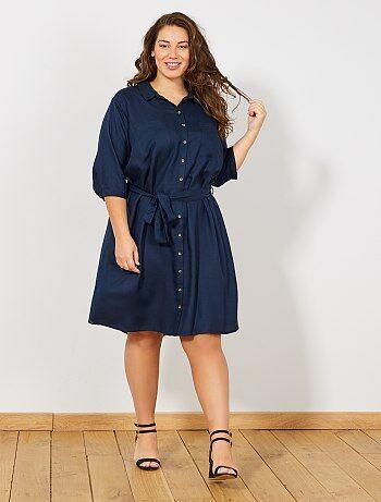 0d81c007e5e Robe grande taille femme à petit prix Grande taille femme