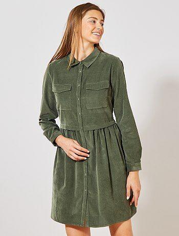 3cc726e55075e9 Robe femme pas chère | mode Femme | Kiabi