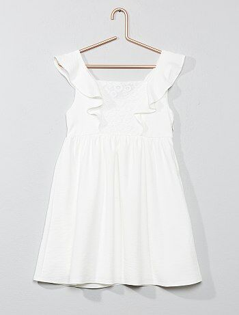 Robe fille ceremonie zara