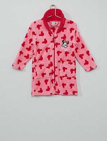 Robe de chambre en polaire 'Minnie' 'Disney'