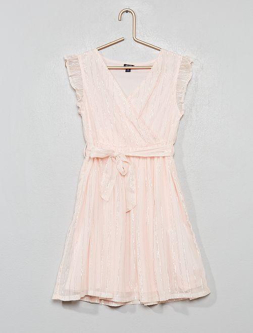 Robe de cortège                                         rose