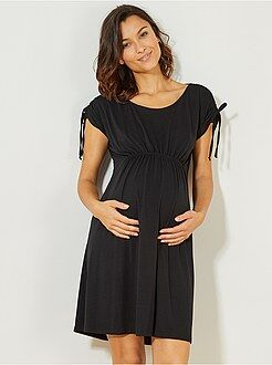 Maternité - Robe de grossesse courte - Kiabi