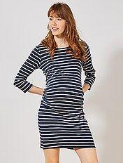 le dernier 33beb 6a932 Robe de grossesse pour femme pas cher, robe Vêtement de ...