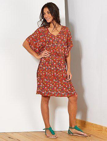0080b7781e Soldes robe de plage & robes d'été légères pas cher Vêtements femme ...