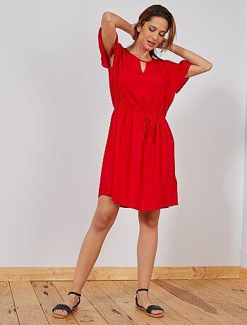 Soldes robe courte - robe de soirée, mini-robe imprimée Vêtements ... 1876e4419e2