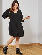 nouveaux styles 67144 a3b61 Robe grande taille femme à petit prix Grande taille femme ...