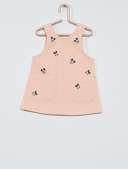 Robe éco-conçue 'Disney Baby'                             rose