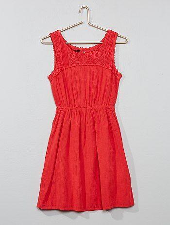 d02f1a9e27f Robe de cérémonie fille - robe fête fille Vêtements fille