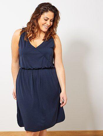 edf0d9fa2a09b Soldes robe grande taille femme à petit prix Grande taille femme | Kiabi