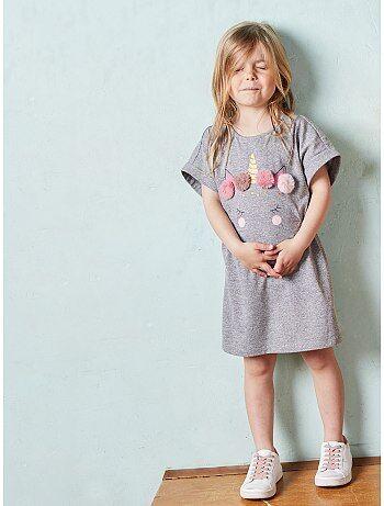 d211a4c0be Soldes robe enfant fille - mode Vêtements fille | Kiabi