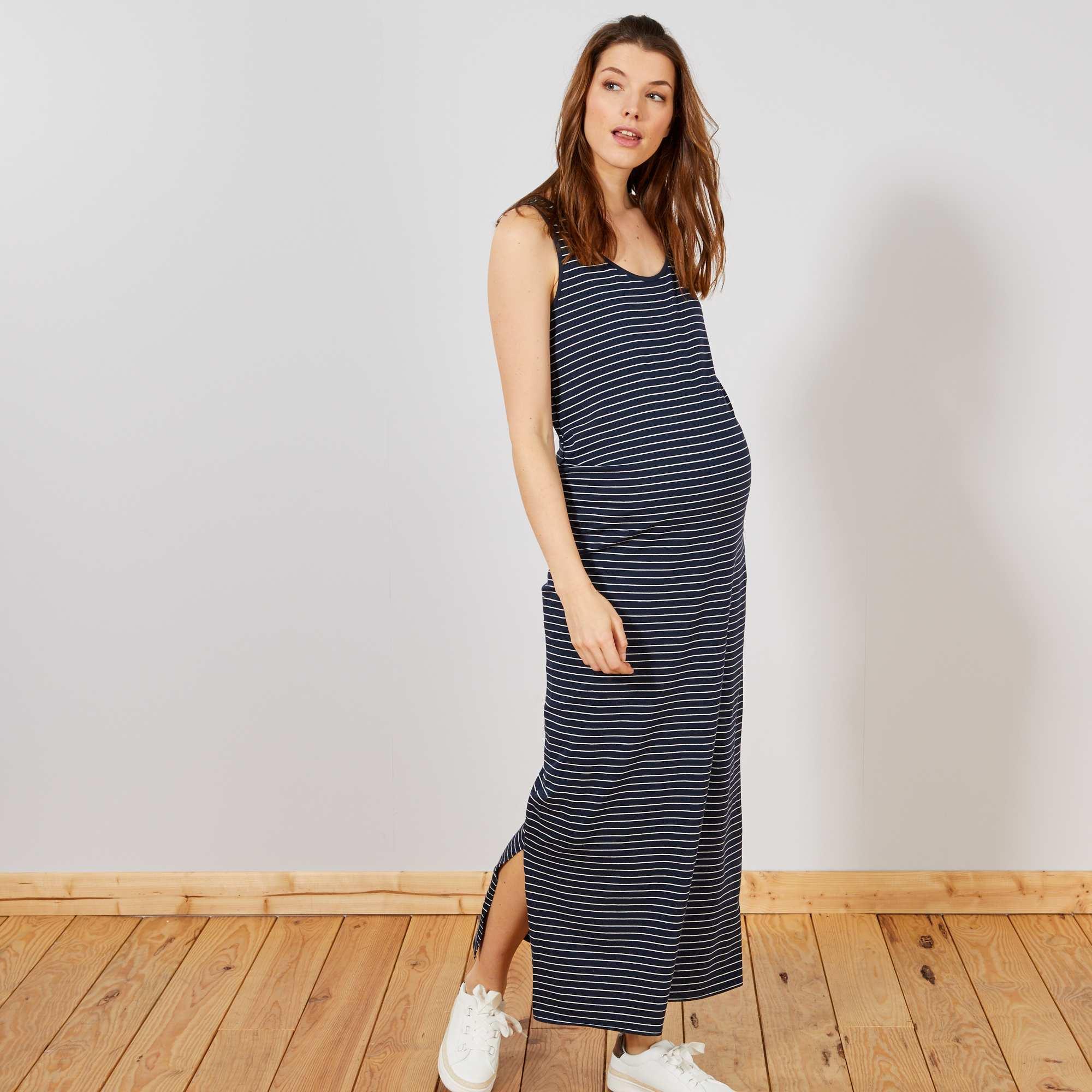 meilleure vente sur des coups de pieds de commander en ligne Longue 12 De Maternité Kiabi Robe Femme 00€ rBeQdxoWC