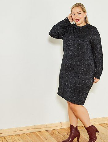 74cad350c1dd7 Soldes robe grande taille femme à petit prix Grande taille femme   Kiabi