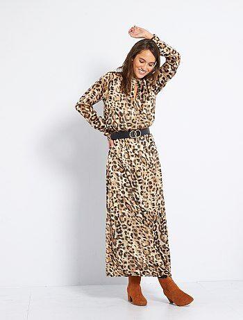 Robe De Soiree Vetements Femme Taille 46 Kiabi