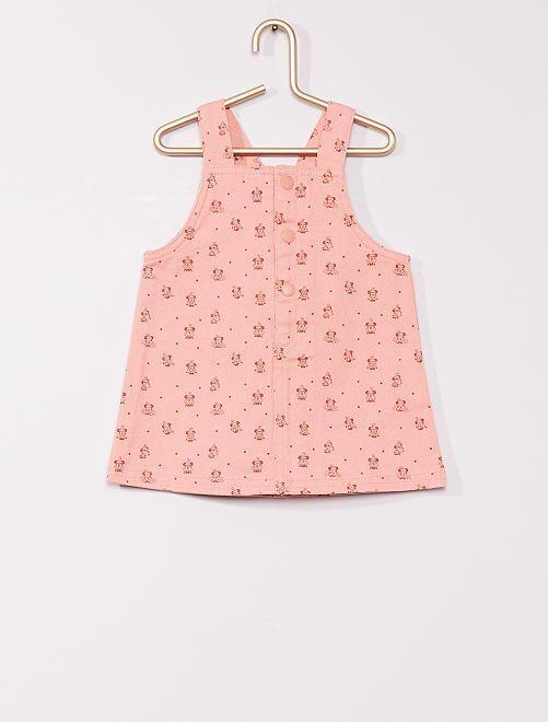 Robe 'Minnie' éco conçue de 'Disney'                             ROSE