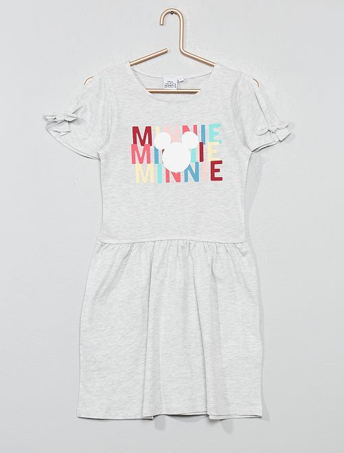 Robe 'Minnie Mouse' 'Disney'                                         gris