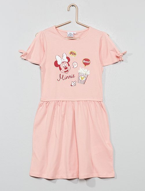Robe 'Minnie Mouse' 'Disney'                                         rose Fille