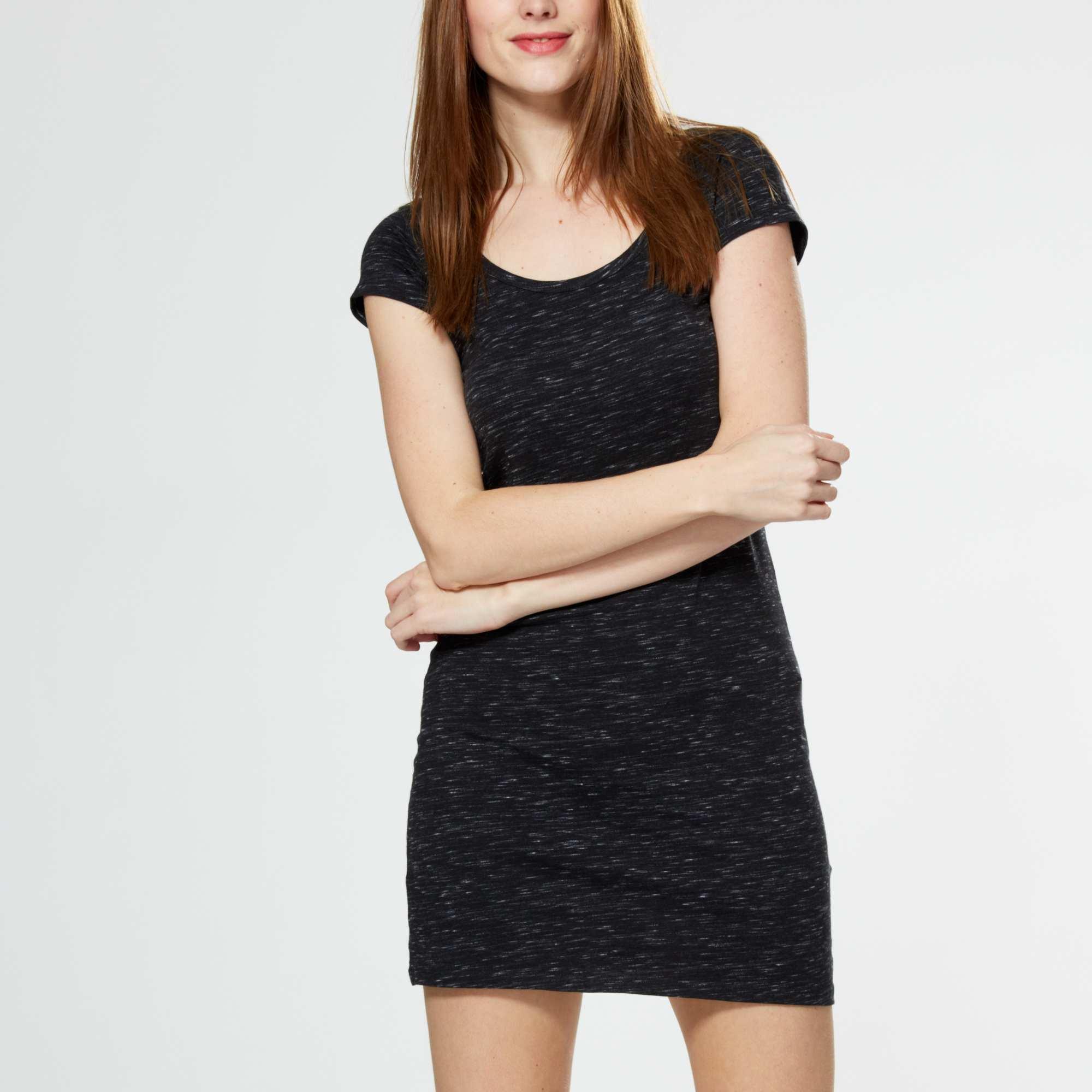 robe tee shirt femme kiabi 8 00. Black Bedroom Furniture Sets. Home Design Ideas