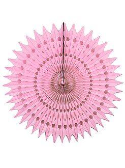 Décoration, animation - Rosace en papier 53cm - Kiabi