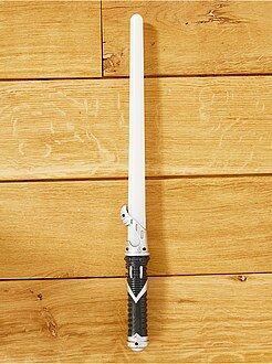 Garçon 4-12 ans Sabre laser lumineux et sonore
