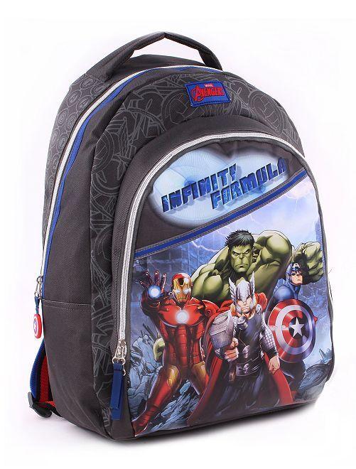 Sac à dos 'Avengers'                             gris