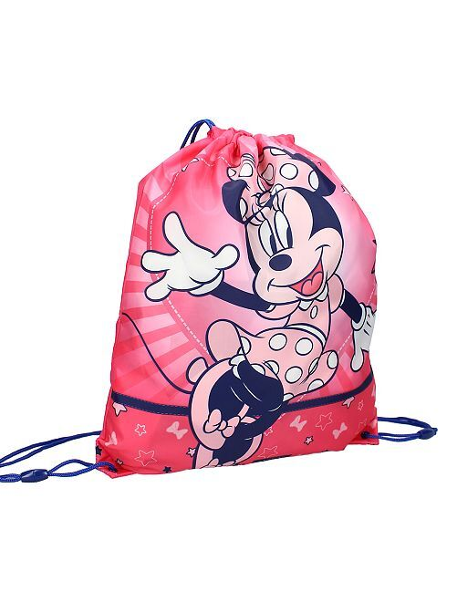 Sac à dos de piscine 'Minnie'                             rose