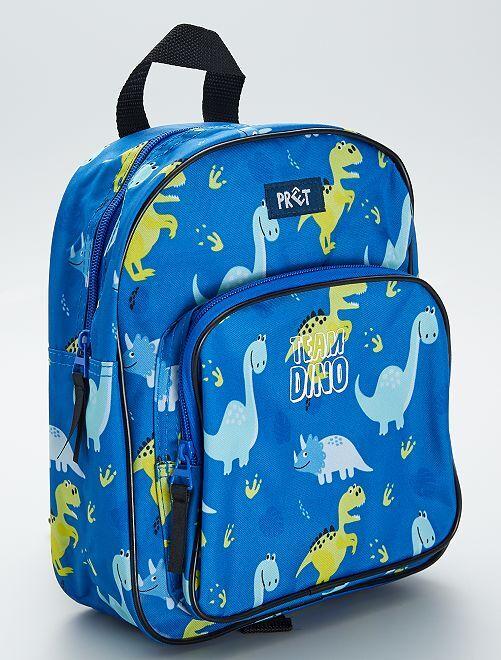 Sac à dos 'Dinosaures'                             bleu