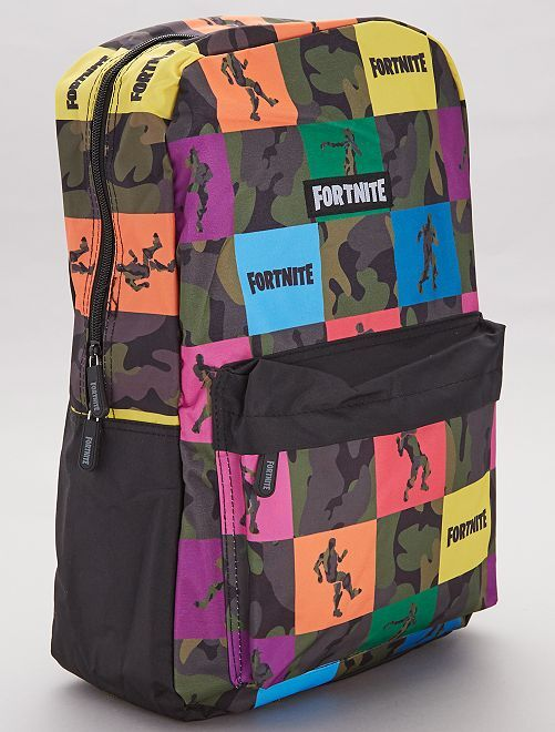 Sac à dos 'Fortnite'                             multicolore