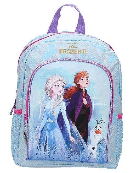 Sac à dos 'La Reine des Neiges 2' de 'Disney'                             bleu
