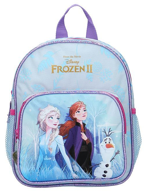 Sac à dos 'La reine des neiges 2' 'Disney'                             bleu