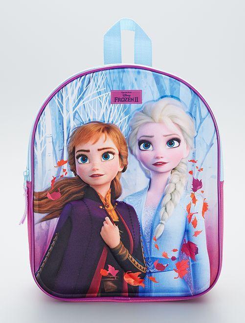 Sac à dos 'La Reine des Neiges' de 'Disney'                             bleu