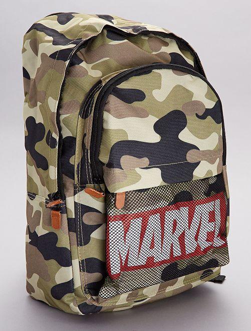 Sac à dos 'Marvel'                             kaki