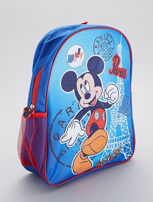 Sac à dos 'Mickey'                             bleu