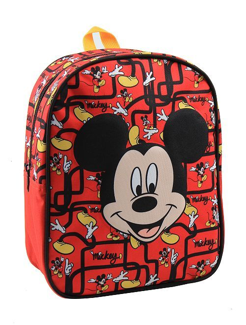 Sac à dos 'Mickey'                             rouge
