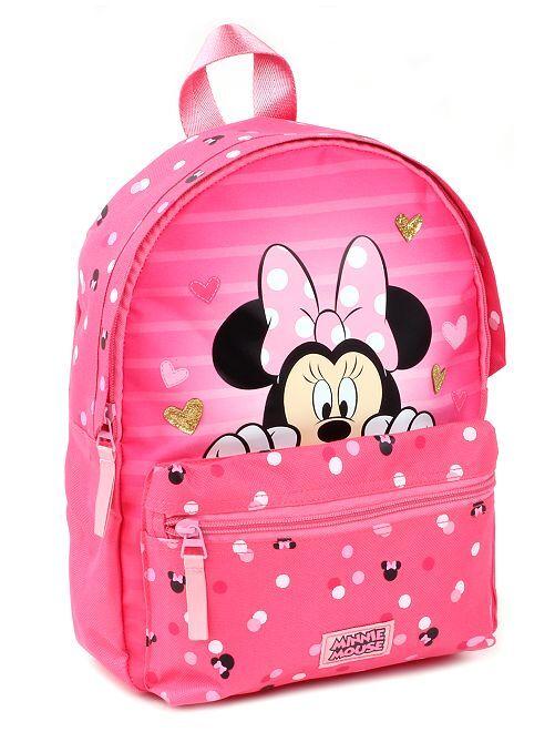 Sac à dos 'Minnie' 'Disney'                             rose