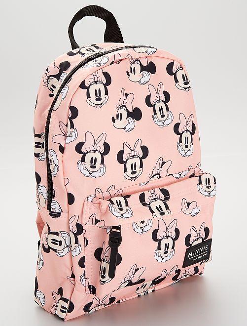 Sac à dos 'Minnie Mouse' 'Disney'                             rose
