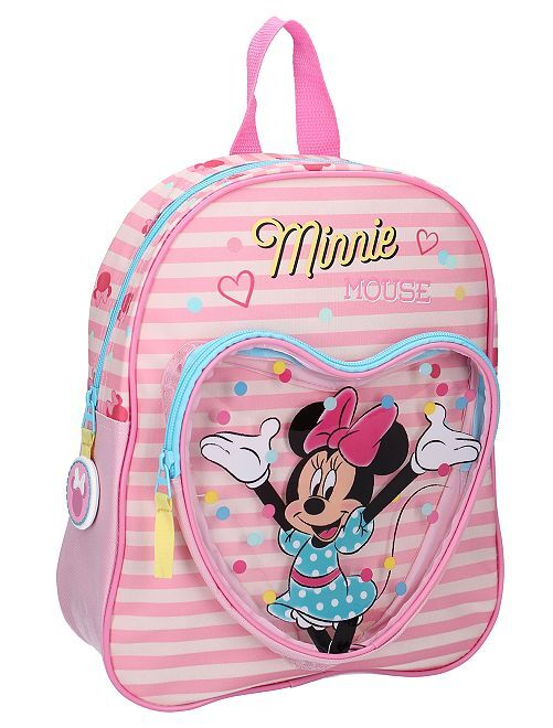 Sac à dos 'Minnie Mouse' 'Disney'                             rose