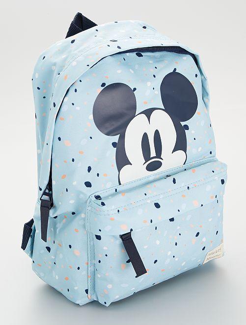 Sac à dos moyen 'Mickey'                             bleu