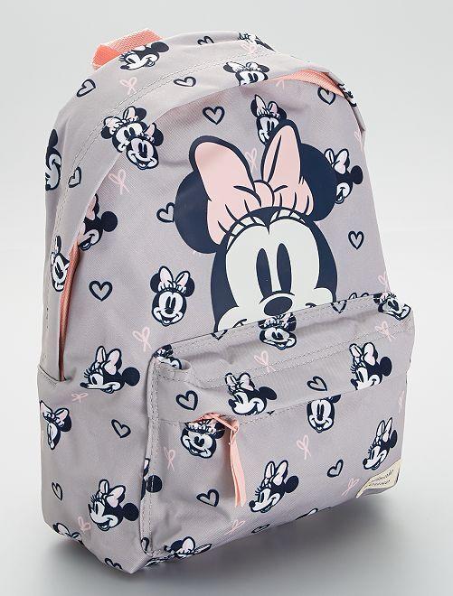 Sac à dos moyen 'Minnie' de 'Disney'                             gris