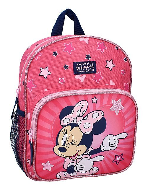 Sac à dos moyen 'Minnie Mouse'                             rose