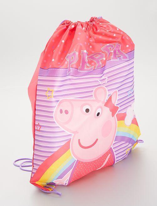 Sac à dos 'Peppa Pig'                             rose