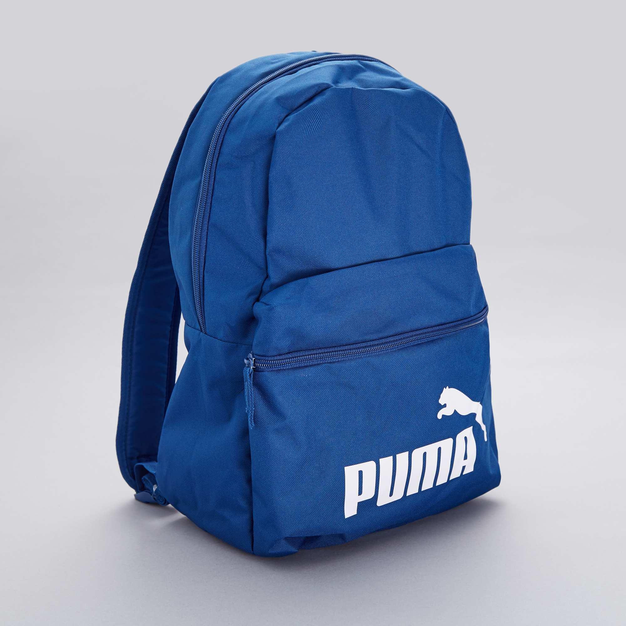 ff690c4d20 Sac à dos 'Puma' Garçon adolescent - bleu - Kiabi - 20,00€