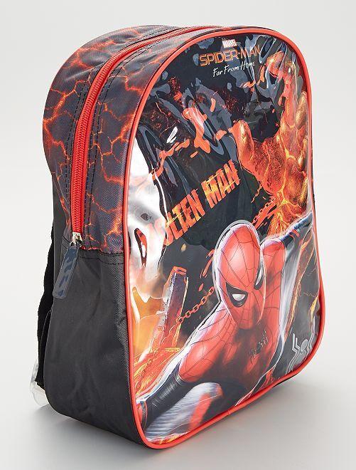 Sac à dos 'Spider-Man'                             rouge/noir