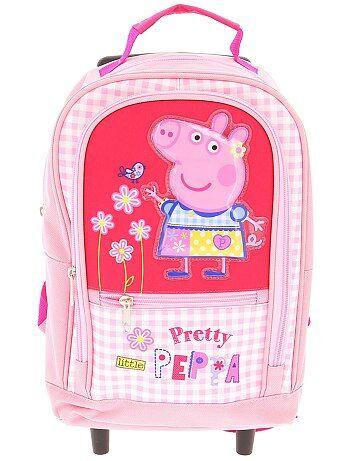 Sac à dos trolley 'Peppa Pig' - Kiabi