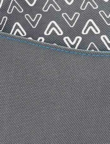 Sac à langer avec accessoires Bébé garçon - gris - Kiabi - 40,00€