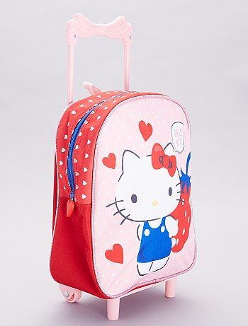 Sac à roulettes 'Hello Kitty'